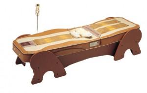lettino da massaggio termico Migun